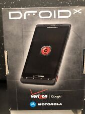 Motorola Droid X MB810 Android Smartphones for Verizon Reset To Factory