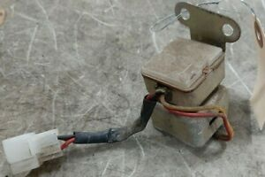 """83-86 Datsun 720 Truck Relay """"MODEL-CB"""" - Match Pictures"""