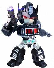 Transformers Mecha Nation MN002 Black Optimus Prime Convoy LED figure Kids Logic