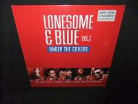 Lonesome Blue Vol. 2 Under Covers Sealed New Vinyl LP OriginalVer Rolling Stones