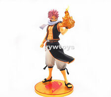 Anime Fairy Tail Natsu Dragneel 8 inches Toy Figure Doll New without  Box