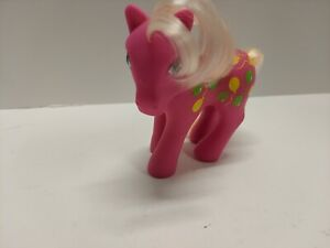 My Little Pony UP UP AND AWAY G1 vtg 1986 Hasbro MLP Pink Twice as Fancy Balloon