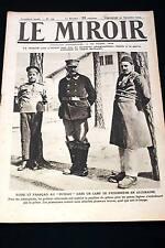 GUERRE 14-18-WW1-LE MIROIR N°109