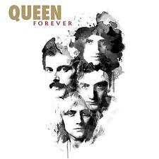 QUEEN - FOREVER – NEW CD ALBUM