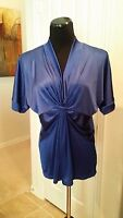 XL New Directions brand Blouse w/knot design in the front