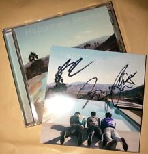 AUTOGRAPHED Happiness Begins - Jonas Brothers (HAND SIGNED Booklet + CD)