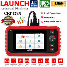 LAUNCH X431 PRO CRP129X CR319 Automotive OBD2 Scanner Engine ABS SRS Diagnostic