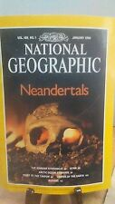 National Geographic Magazine Nat Geo January 1996(NG23)