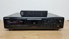 Sony DTC-ZE700 Black Digital Audio Tape Deck
