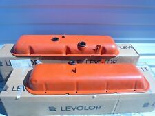Big Block Chevy Chevrolet Valve Covers 396 402 427 454 - Pair - Nice Paint