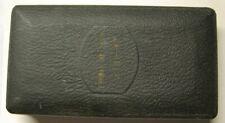 WW2 Odd Boxed / Named USMM / USMS Mariner's Medal