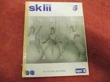 Skill Magazine 1966 Athletics Health & Physical Fittness. Barbara Buttrick Boxer