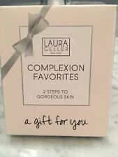NEW Laura Geller Complexion Favorites Balance N Brighten & Hydrating Spackle