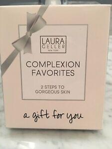 NEW Laura Geller Complexion Favorites Balance N Brighten & Hydrating Spackle