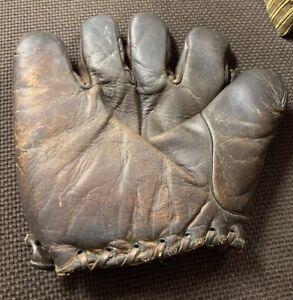 1920's Vintage Reach Spider Web Fielders Glove Nice Rare Right Hand