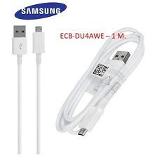 CAVO USB dati Micro Samsung Originale 1 Metro ECB-DU4AWE S4 S5 S6 S7