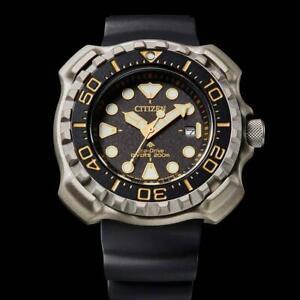 CITIZEN PROMASTER BN0220-16E MARINE Eco-Drive Diver's 200m Solar Watch Men's
