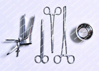 5pcs Standard IUD Instruments Pack with Cusco  Disposable ETO Sterilized WS7983