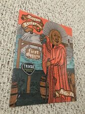 Troegs Brewery Nugget Nectar First Squeeze 2019 Poster Hershey Pa Beer Philly #1