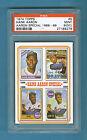 1974 Topps Baseball #5 Hank Aaron Special (Braves) PSA 9 (OC) Mint  15-014