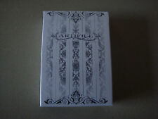 INVISIBLE ARTIFICE TUNDRA BICYCLE DECK PLAYING CARDS BY ELLUSIONIST MAGIC TRICKS