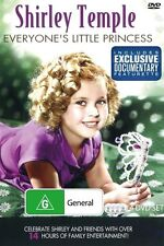 Shirley Temple - Everyone's Little Princess (DVD, 4-Disc Set) NEW