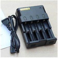 Nitecore i4 Intellicharge Universal Battery Charger CR123A 26650 18650 AA AAA