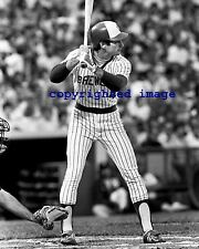 Paul Molitor  Milwaukee Brewers 1978-92 Twins Manager  County Stadium B+W 8x10 D