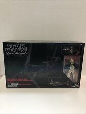 STAR WARS THE BLACK SERIES ENFYS NEST'S SWOOP BIKE 6 Inch Figure