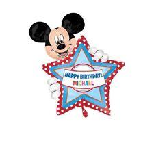 Mickey Mouse Clubhouse fête personnalisé étoile feuille super forme 76.2cm