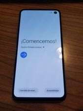 Near Mint* Samsung Galaxy S10e - 128GB - White (Claro) ~41105