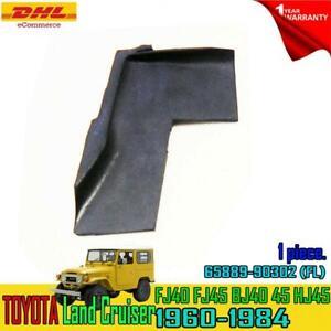 For 1960-84 Toyota Land Cruiser FJ40 FJ47 Door Seal Weatherstrip Rubber LH Front