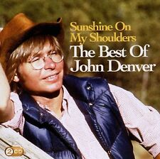 John Denver: Sunshine On My Shoulders The Best Of 2x CD (Greatest Hits)