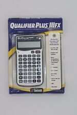 Calculated Industries Qualifier Plus Iiifx Financial Calculator