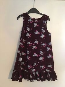 Stunning Girl's Needle Cord Dress / Pinafore - Mini Boden - Excellent Condition