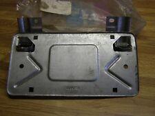 NOS Mopar 74-78 R,W, 4dr  rear license plate bracket Coronet Monaco Fury