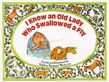 I Know An Old Lady Who Swallowed A Fly (Turtleback School & Library Bi-ExLibrary