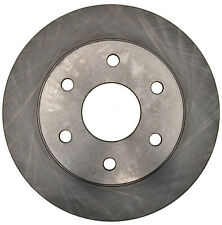 Disc Brake Rotor-Non-Coated Front ACDelco Advantage 18A925A