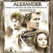 Alexander [Original Motion Picture Soundtrack] by Vangelis (CD, Nov-2004, Sony Music Distribution (USA))