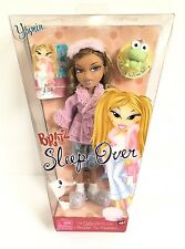 BRATZ Sleep Over Yasmin 10in. Doll with Collectible Bedtime Frog Pet New NIB