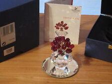 SWAROVSKI *NEW* Le Vase avec Roses + Miroir Vase of Red Roses 283394 H.6,9cm