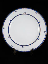 Limoges France Medard De Noblat Merida Bleu Dinner Plate