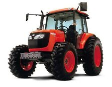 Kubota M96S & M108S Tractors - Workshop Manual PDF CD