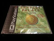 Caesars Palace 2000: Millennium Gold Edition  (PlayStation, 2000) NEW Ps2 Ps1