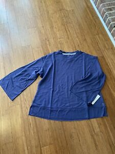 calvin klein performance Plus Size Bell Sleeve Top 3X