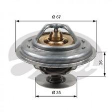 Thermostat, Kühlmittel für Kühlung GATES TH13287G1