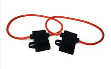 Metra Install Bay Water Proof ATC Blade Fuse Holder copper 2 pack 18 gauge