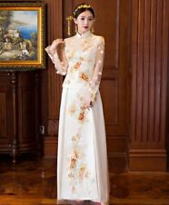 Chinese wedding dress QiPao Kwa Cheongsam 24 - latest fashion Sizes available