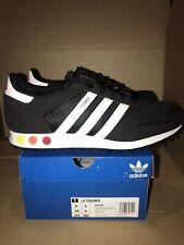 Adidas Originals LA Trainer OG Cali Black UK 9 US 9.5 EUR 43 1/3