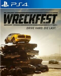 Wreckfest (PS4) PEGI 12+ Racing: Car Highly Rated eBay Seller Great Prices